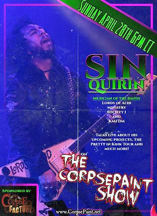 Episode 16 - April 28th 2019 Sin Quirin.