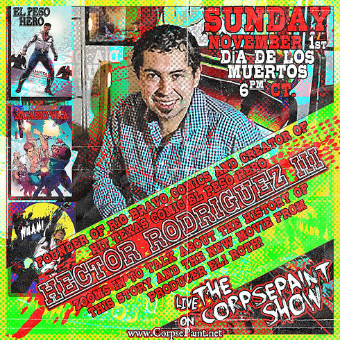 S04E39 - November 1st - Hector Rodriguez