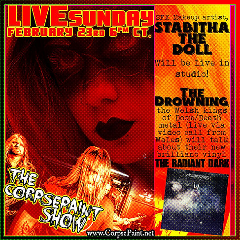 Episode 07 - Feb 23rd - Stabitha The Dol
