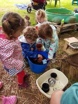 A visit to Nanny Rose's Field