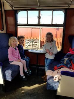 Trip to Minehead on the Steam Train