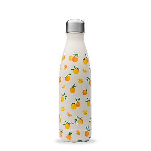 Bouteille isotherme - 500ml - orange