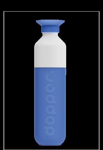 Bouteille originale Dopper plastique - 450ml - bleu foncé