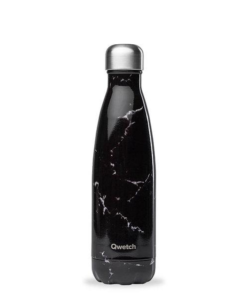 Bouteille isotherme - 500ml - marbre noir