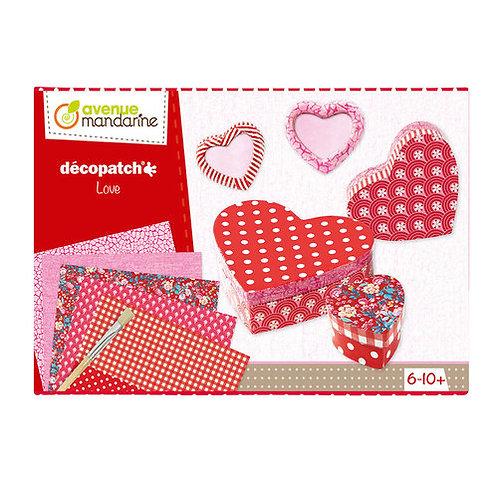 Decopatch - kit amour