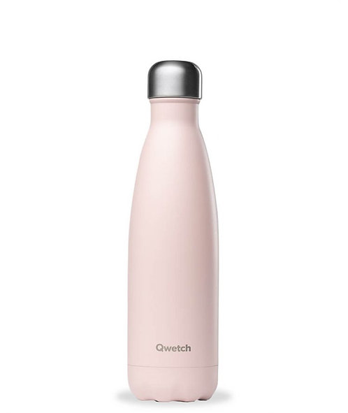 Bouteille isotherme - 500ml - rose pastel
