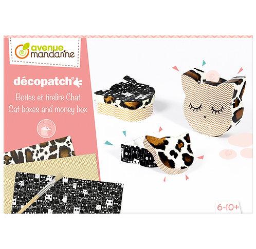 Décopatch - chats