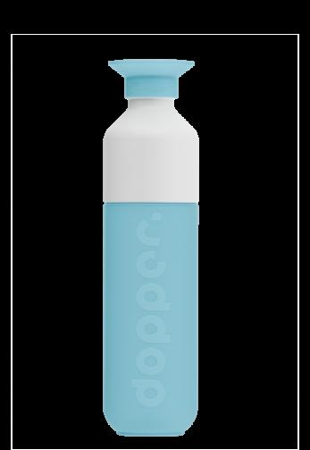 Bouteille originale Dopper plastique - 450ml -bleu clair