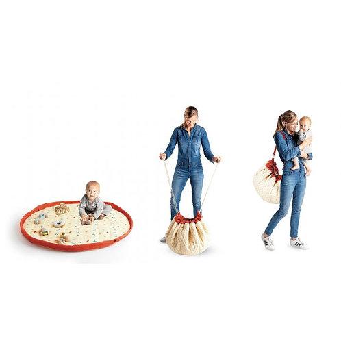 Play & go soft - tapis et sac de jeux