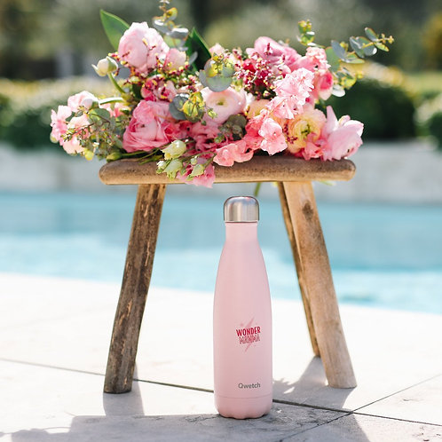 Bouteille isotherme - 500ml - wonder mamma rose