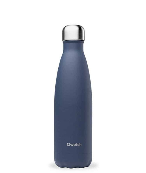Bouteille isotherme - 1000ml - bleu nuit