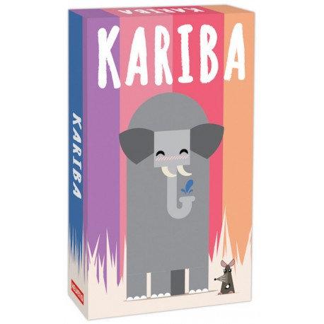 Jeu de société - Kariba