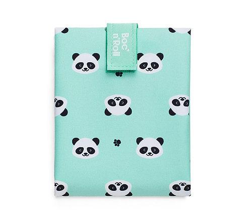 Emballage sandwichs Boc'n'Roll - animaux - pandas