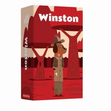 Jeu de société - Winston