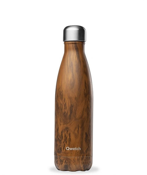 Bouteille isotherme - 500ml - wood
