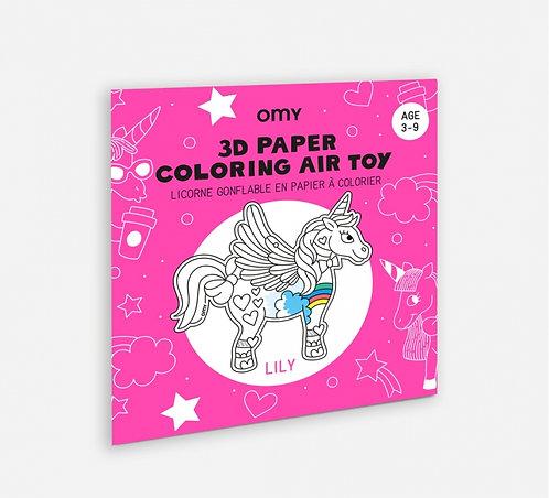 3D Air Toy