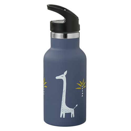 Bouteille isotherme - girafes