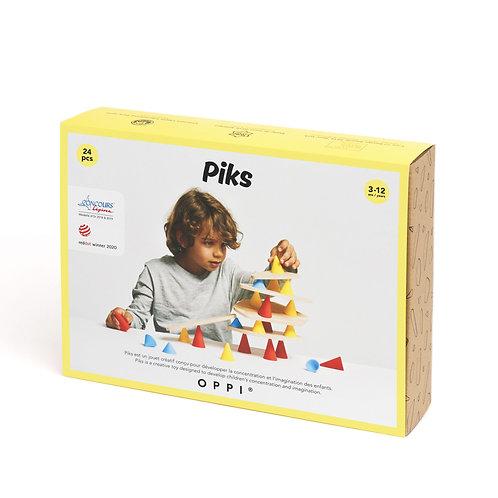 Piks kit - jeu de construction