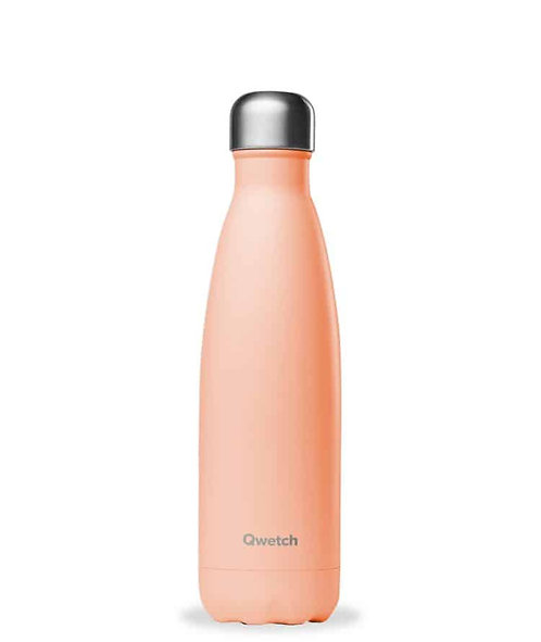 Bouteille isotherme - 500ml - pêche