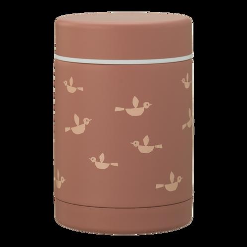 Boite repas et soupe - 300ml - oiseaux