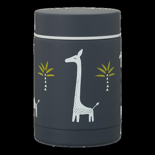 Boite repas et soupe - 300ml - girafes