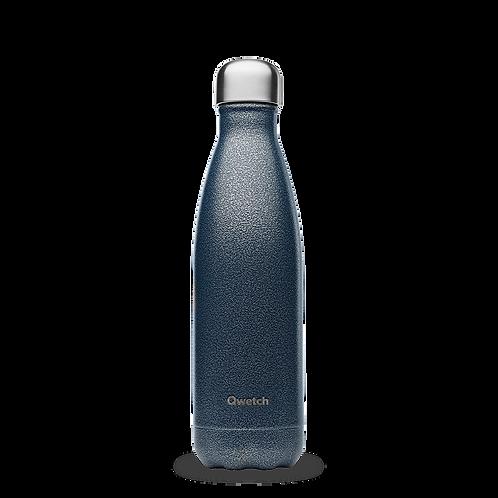 Bouteille isotherme - 500ml - roc bleu