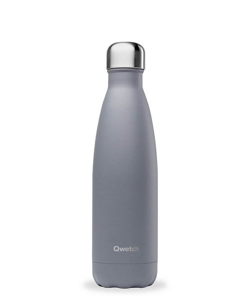 Bouteille isotherme - 500ml - gris