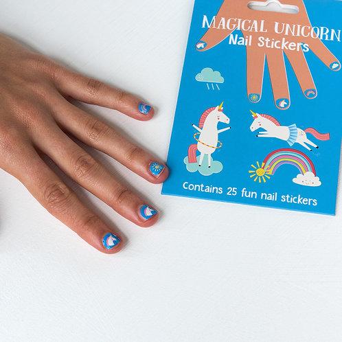 Autocollants pour ongles