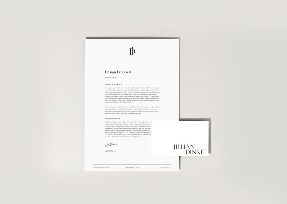 Bandit-Brand Identity Design Sydney-Jill