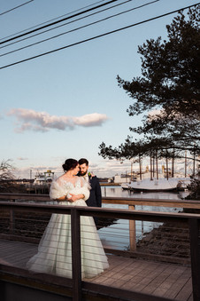 Rockland, Maine Wedding
