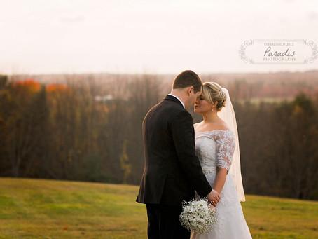 Gorham, Maine Wedding: Sarah & Sean