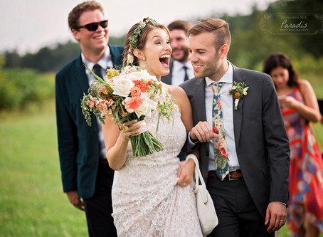 Destination Wedding: Freeport, Maine