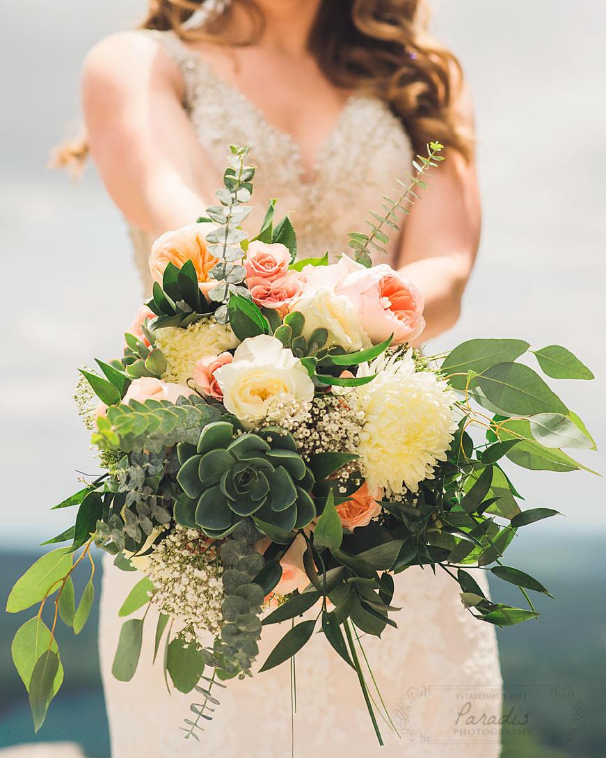 maine wedding flowers
