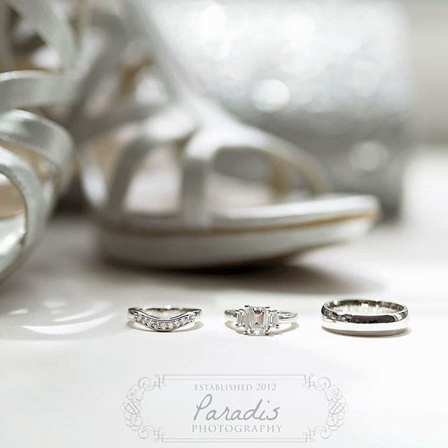 wedding rings and shoes at the colony hotel kennebunkport maine