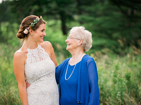 Why Your Grandparents are the Most Important Guests at Your Wedding
