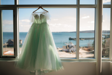 Bridal Gown in Rockland, Maine