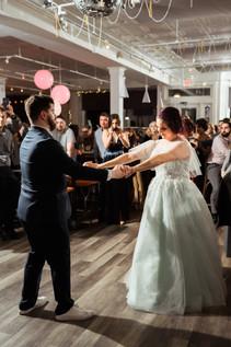 First Dance at Ada's Kitchen
