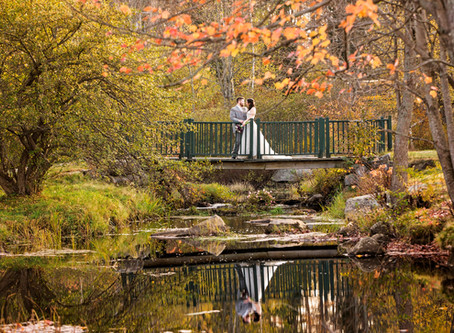 Bethel Inn: A Fall Wedding