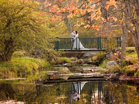 Bethel Inn: A Fall Wedding