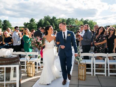 Magical Maine Wedding: Lindsi + Paul