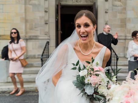 Portland Maine Wedding: Kayla & Ben