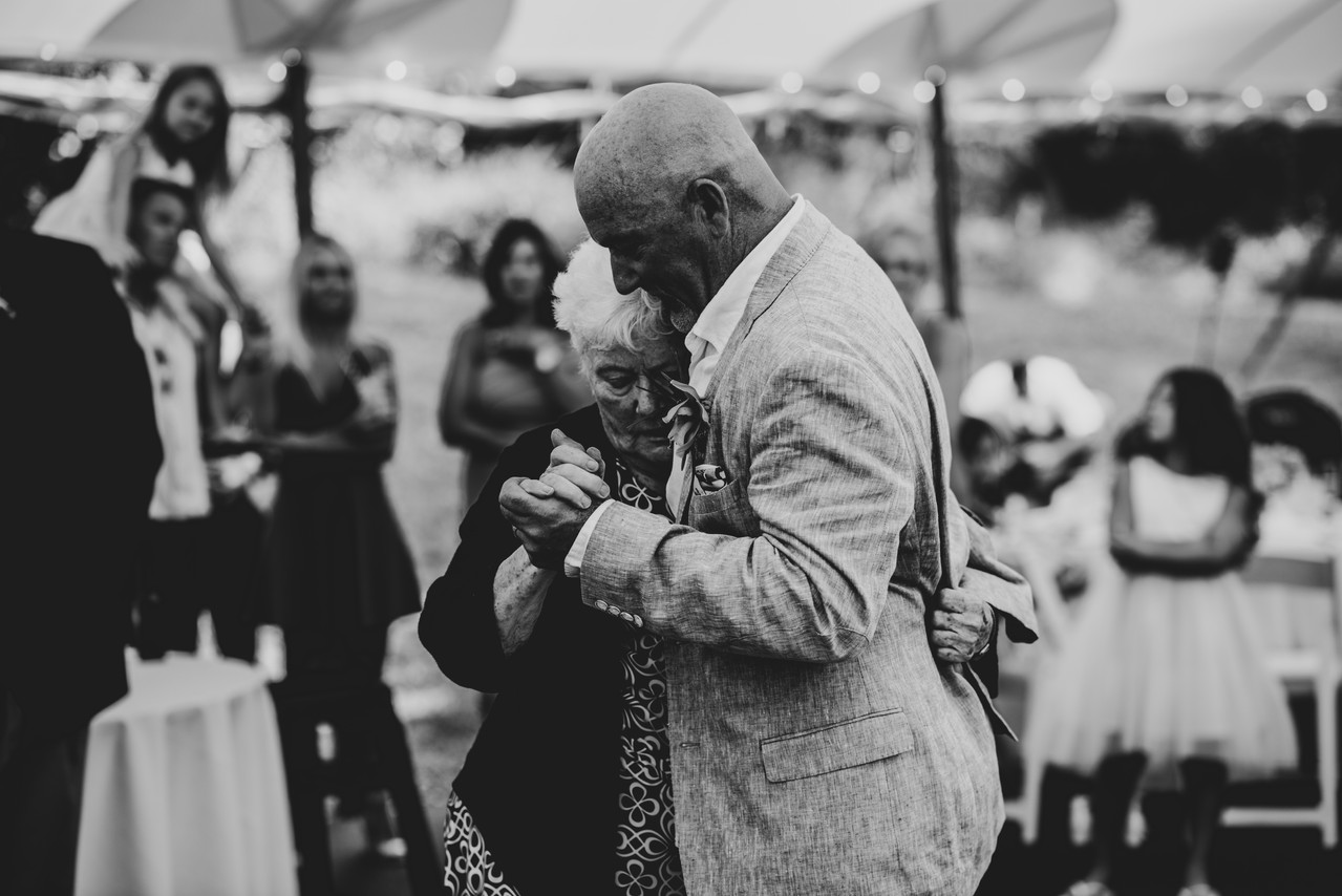 Mother Son Dance - Paradis Photography
