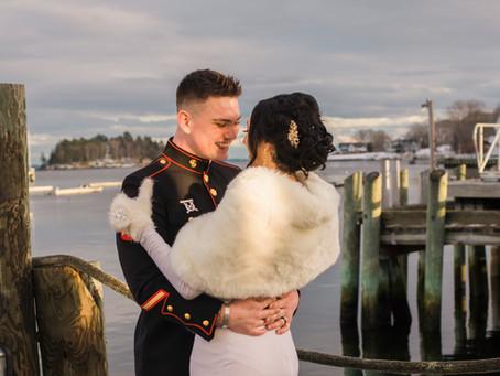Top 5 Winter Wedding Tips