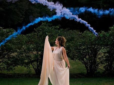 Summer of Smoke Bomb Photography