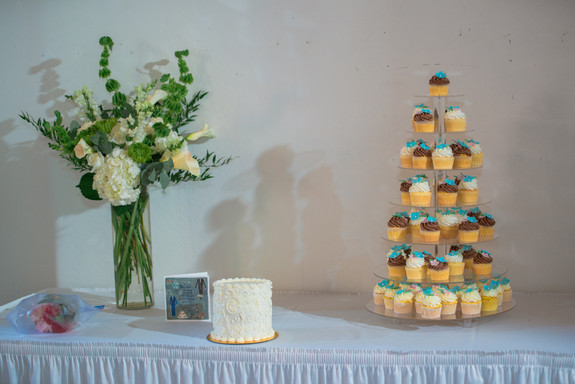 cake and cupcakes by Cake Elizabeth in Portland, Maine