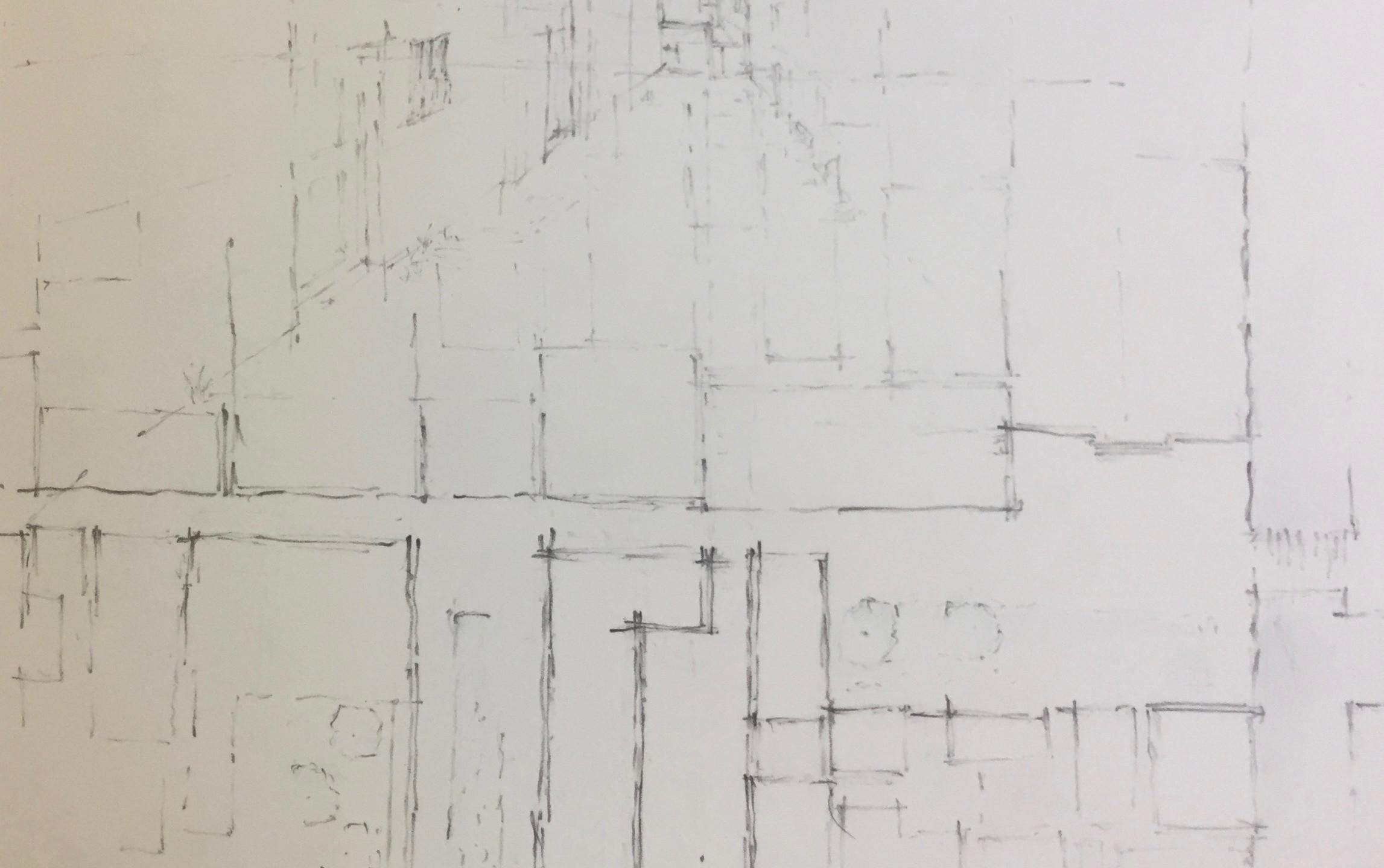 Cortus Giudecca Zeichnung Michelle Weck