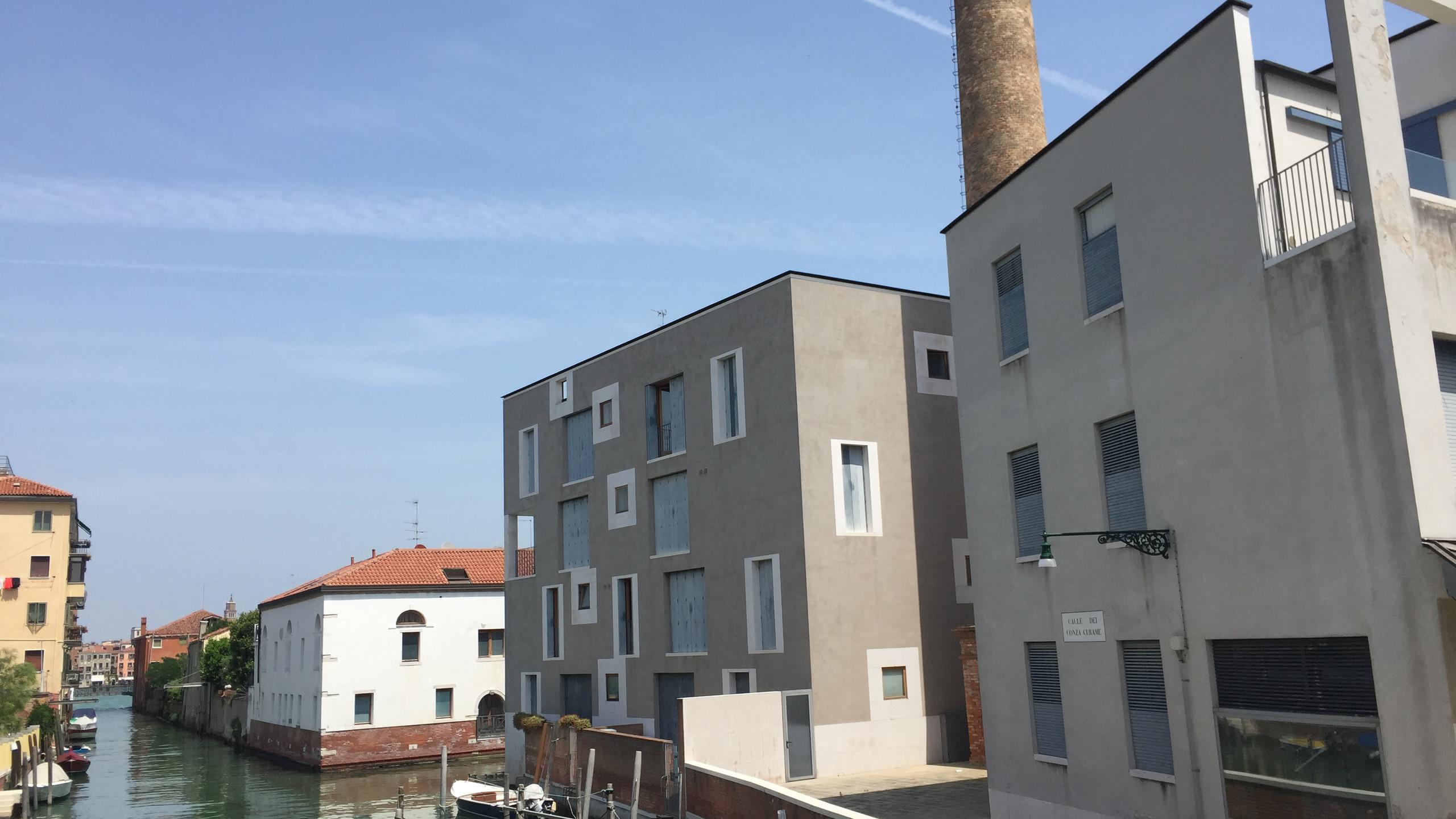 Cino Zucchi, Junghans Areal, Giudecca