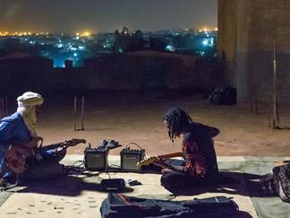 Mali Blues am 17.12.2016 im Eine-Welt-Haus