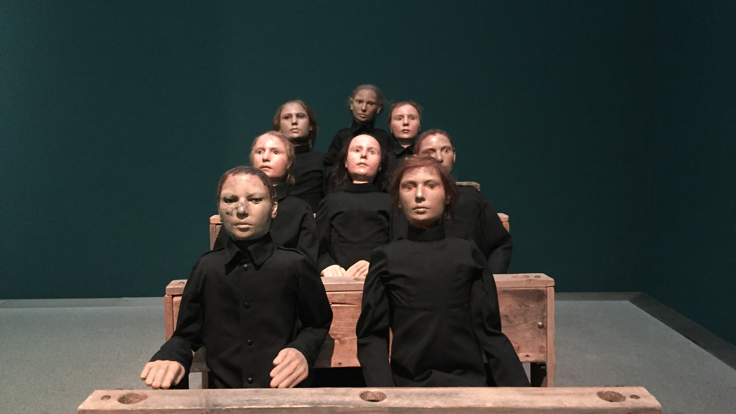 Die tote Klasse/Tadeusz Kantor 1975