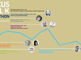 Goethe Institut Bukarest - Urbanität